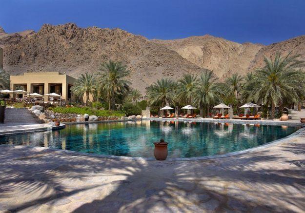 Six Senses Zighy Bay à Oman