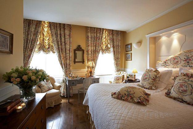 À Bruges : l'hôtel De Orangerie - Small Luxury Hotels of the World****