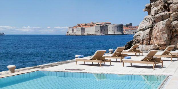 À Dubrovnik : Grand Villa Argentina*****