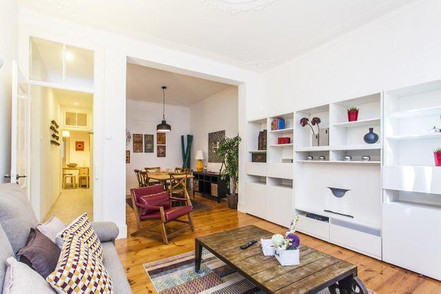 À Lisbonne : LxWay Apartment Teixeira