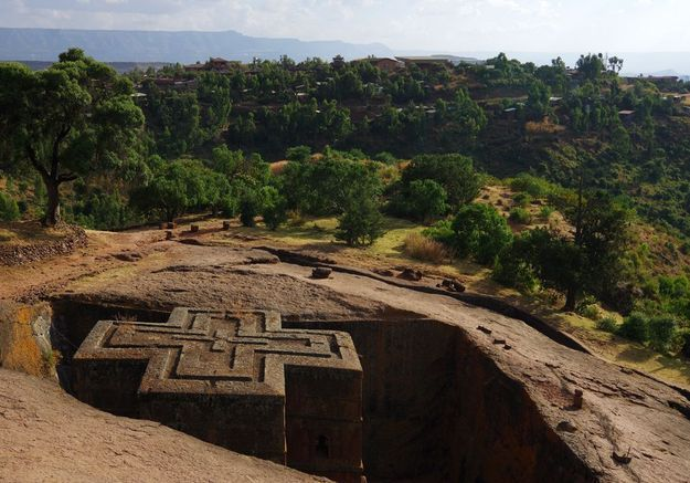 Lalibela (Ethiopie)