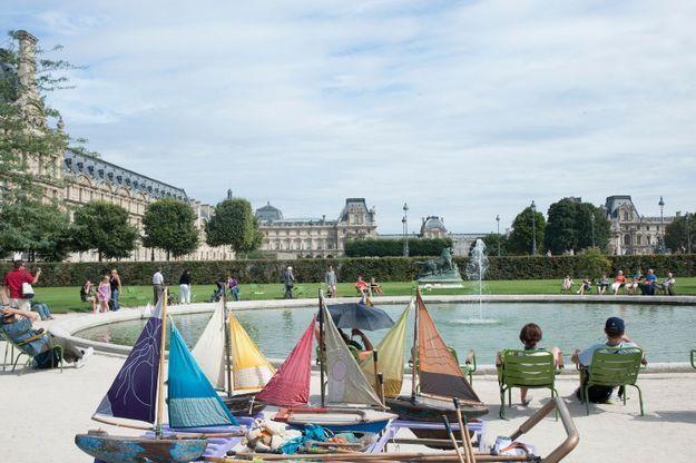 Visiter Paris à pieds