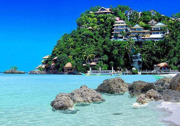 Boracay, aux Philippines