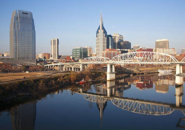 Nashville, aux Etats-Unis