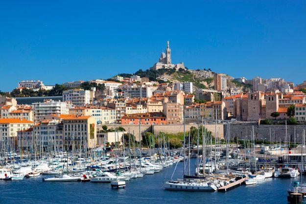 Marseille, dans les Bouches-du-Rhône