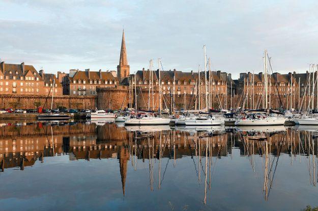 Saint-Malo, en Bretagne