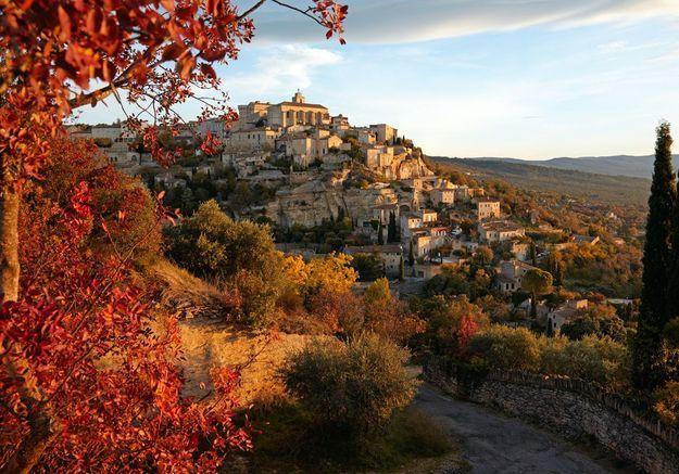 A Lantignié, dans le Rhône