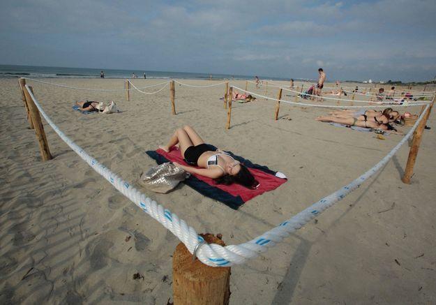 Plages dynamiques, réservations, fermetures, amendes : les plages françaises à l'heure du déconfinement