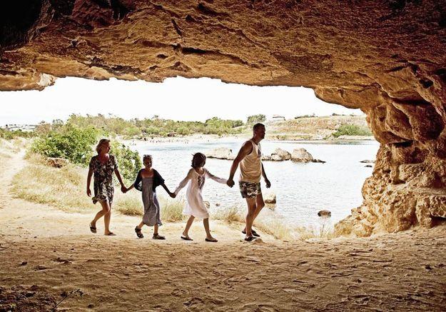 L'île d'Antiparos