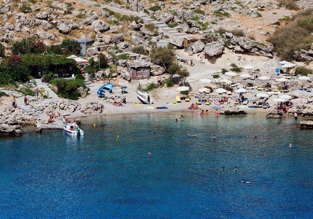 L'île de Karpathos