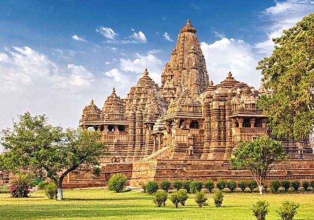 Ensemble monumental de Khajuraho, Madhya Pradesh