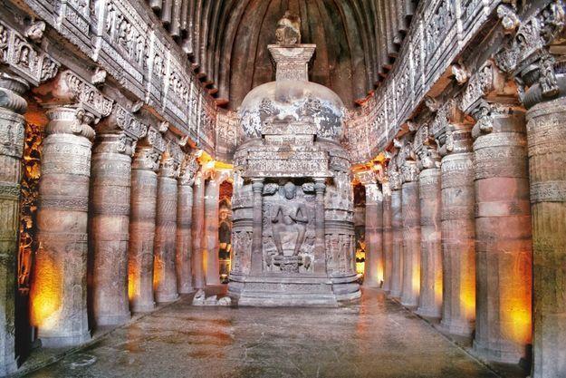 Grottes d'Ajanta, Maharashtra