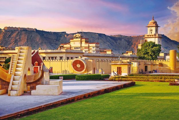 Jantar Mantar, Jaipu, Rajasthan