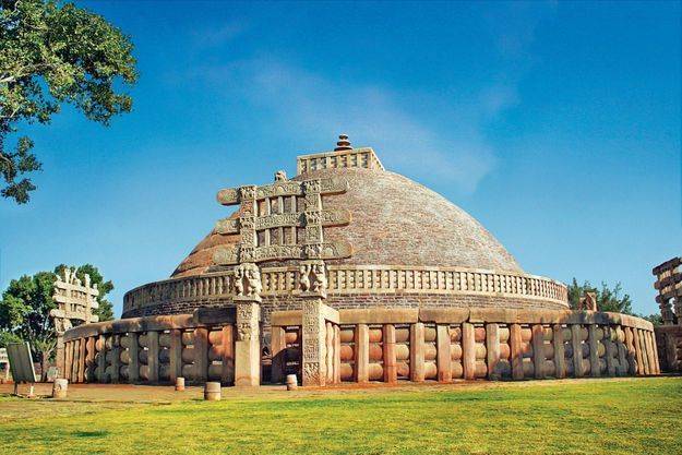 Monuments bouddhiques de Sânchî, Madhya Pradesh
