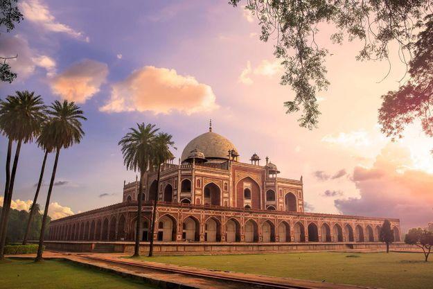 Tombe de Humayun, Delhi