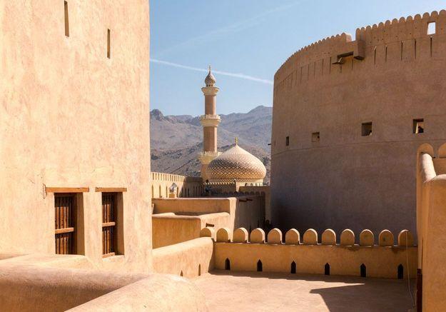 Visiter le fort de Taqah
