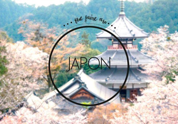 Que faire au Japon ? Les endroits à ne pas louper