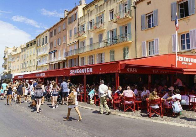 Reportage : une saison pas comme les autres à Saint-Tropez