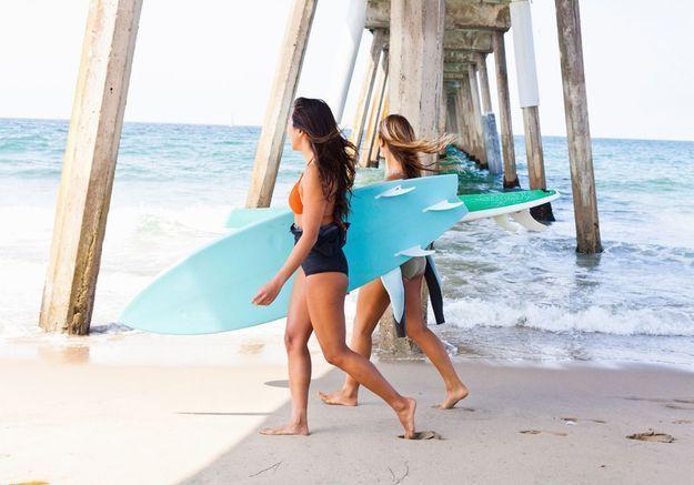 10 destinations de surf camp en France et dans le monde