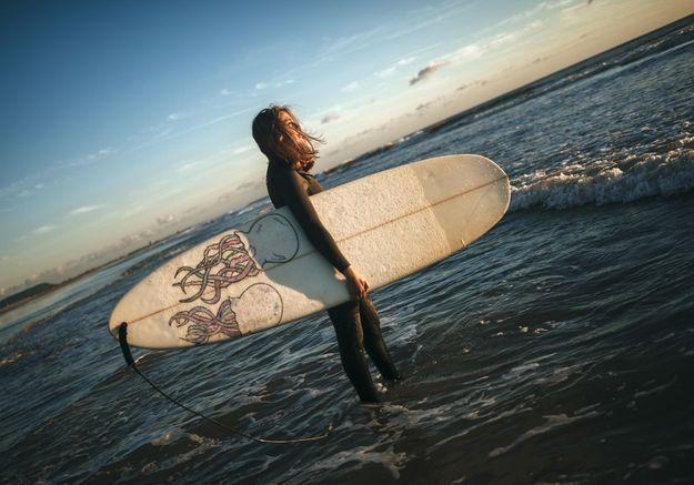 Calima Surf, en Espagne