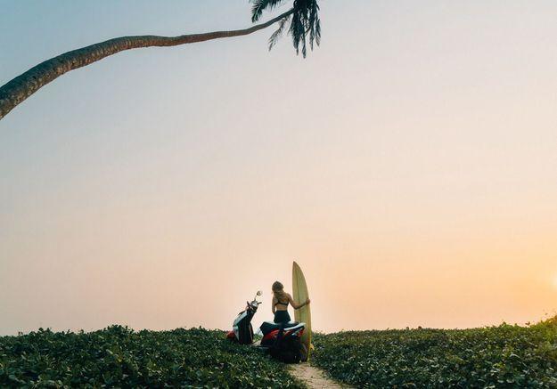 Soul and Surf, au Sri Lanka