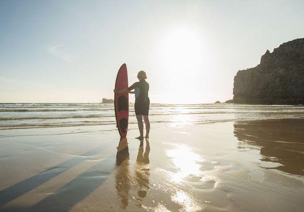 Surf Camp XXIX, en France