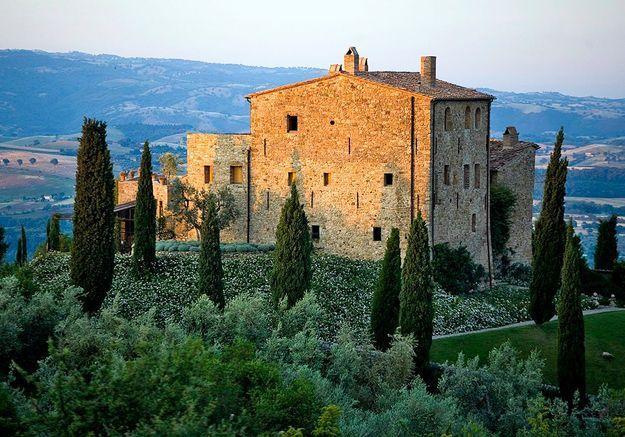 Visite privée d'un joyau hôtelier en Toscane