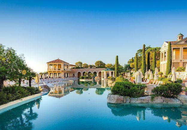 Voici la meilleure piscine d'hôtel en Europe