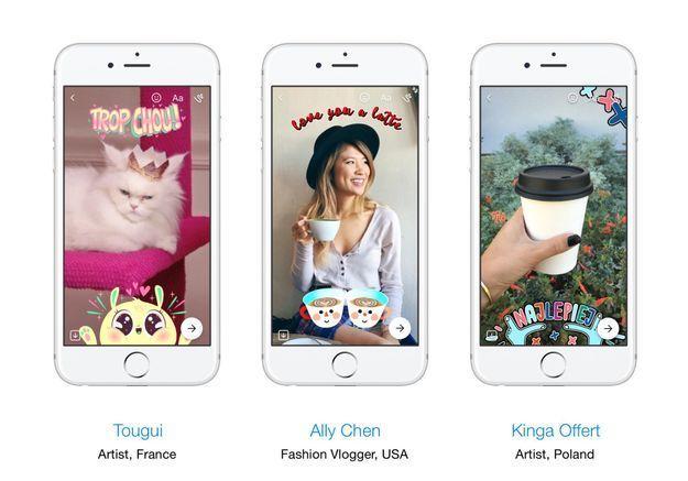 Facebook : découvrez les nouvelles fonctionnalités de Messenger !