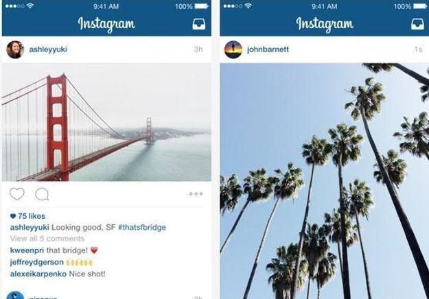 Instagram : la révolution des formats est en marche