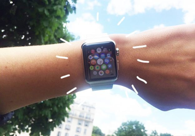 J'ai passé une semaine avec l'Apple Watch au poignet