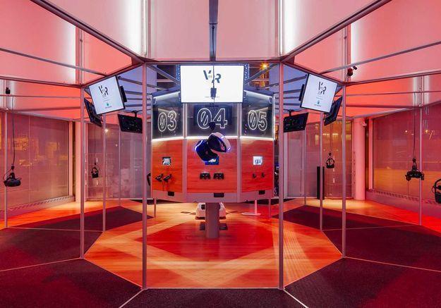 J'ai testé… la réalité virtuelle au MK2
