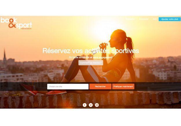 La pépite du Web : Book&Sport, le site qui va vous pousser à faire du sport !