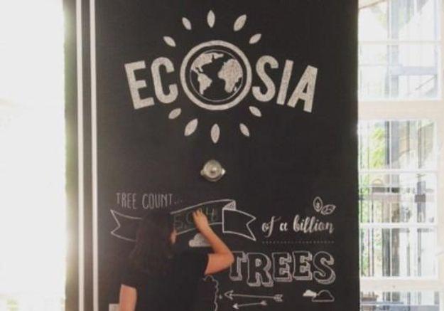 La pépite du web : Ecosia, le moteur de recherche qui sauve la planète