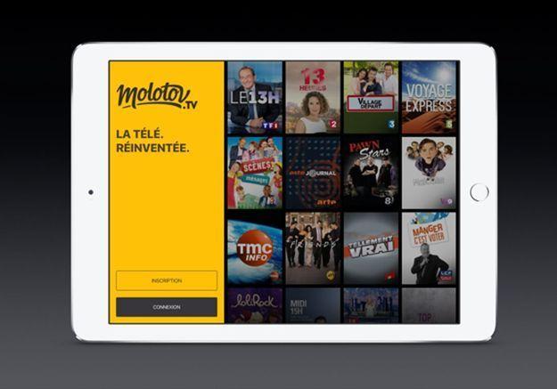 La pépite du web : Molotov, l'appli qui veut révolutionner la télévision