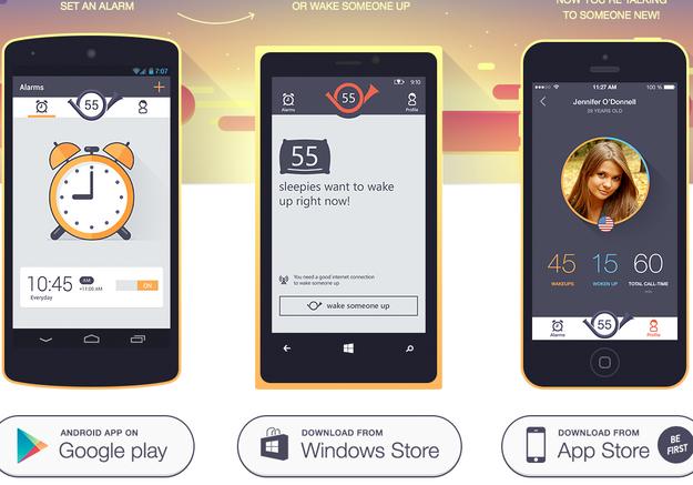La pépite du web: Wakie, l'appli pour réveiller des inconnus au téléphone