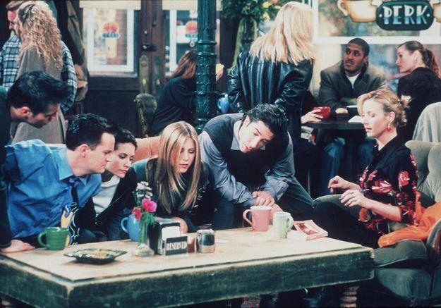 Vous allez adorer cette application sur la série « Friends »