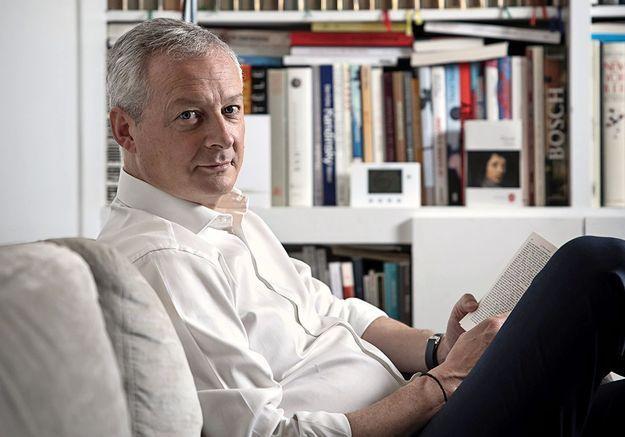 Bruno Le Maire : « Ma ligne de fuite, c'est la littérature »