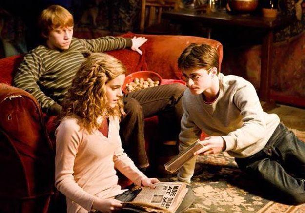 Harry Potter : la surprise de JK Rowling pendant le confinement !