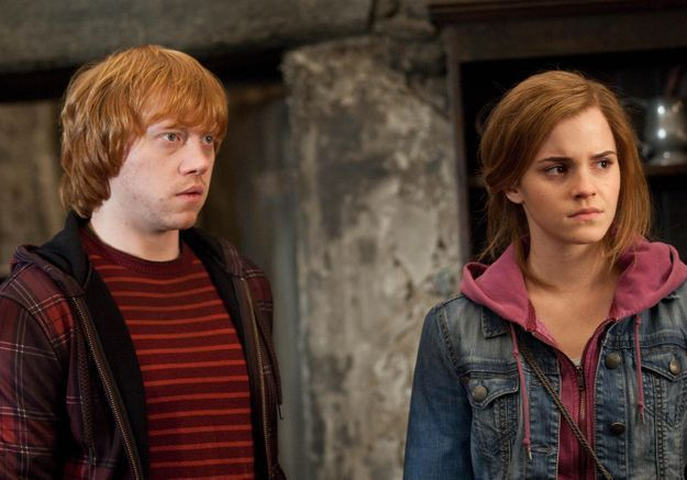 « Harry Potter » : rien ne va plus entre Hermione et Ron