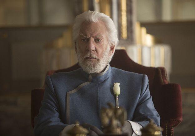 Hunger Games : le président Snow sera le héros du prequel