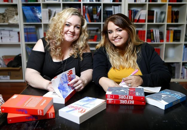 Interview : Anna Todd recueille les confessions de Colleen Hoover !