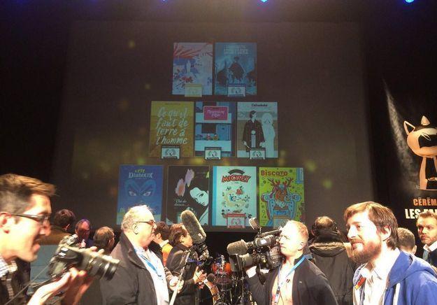 J'y étais... dans le Grand jury du 44e festival d'Angoulême