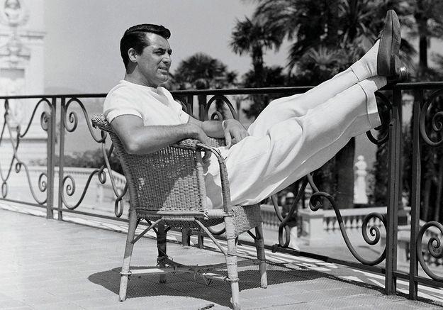 Le vrai Cary Grant : comment fabriquer un mythe