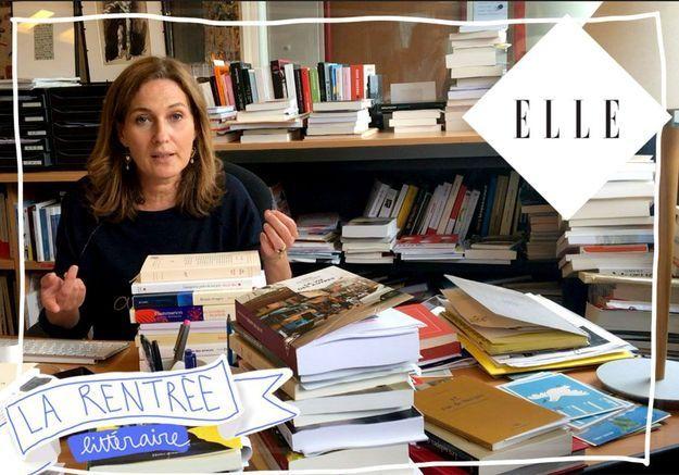 Livres : Olivia de Lamberterie nous présente sa #PAL de la rentrée littéraire 2016