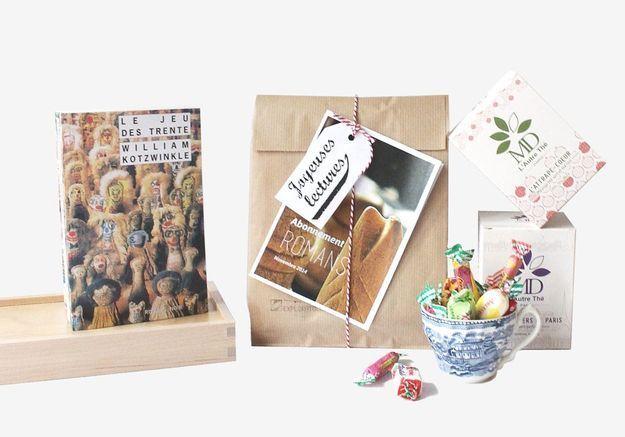Noël : on offre un abonnement mensuel pour recevoir des livres grâce à la box « Exploratology »,