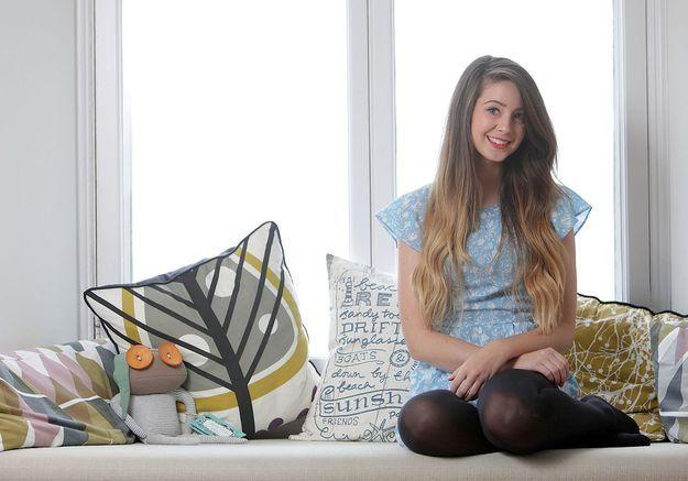 Zoe Sugg, la Youtubeuse qui fait mieux que J.K. Rowling