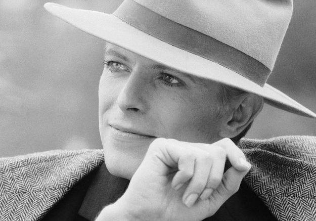 David Bowie, gentleman séducteur