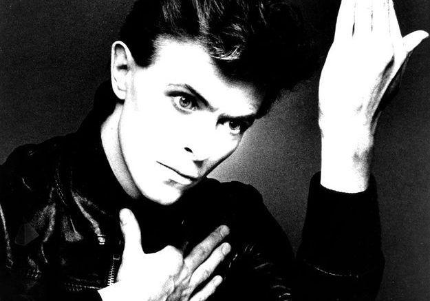 David Bowie par Masayoshi Sukita