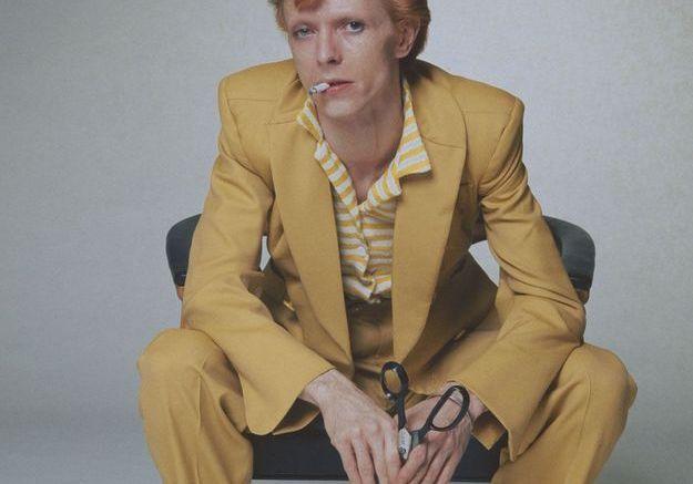 David Bowie par Terry O'Neill